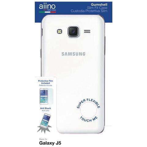 AIINO Custodia Gumshell per Samsung Galaxy J5 - Clear