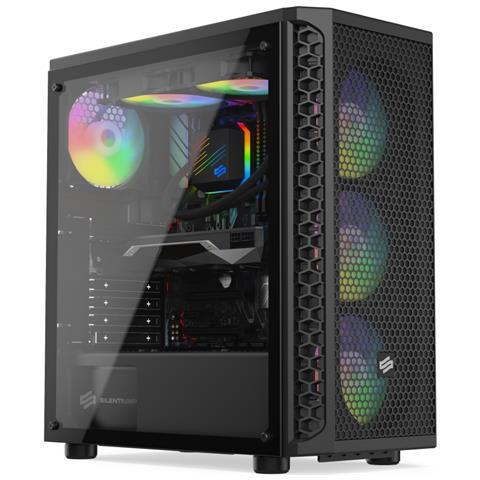 Image of PC Gaming, Intel i7, GTX1660, 1Tb HDD, 8 Gb RAM, Win 10