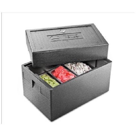 Thermo Box Ideale Per Il Trasporto Di Vasche Per Gelateria, Completo Di Termometro Made In Germany