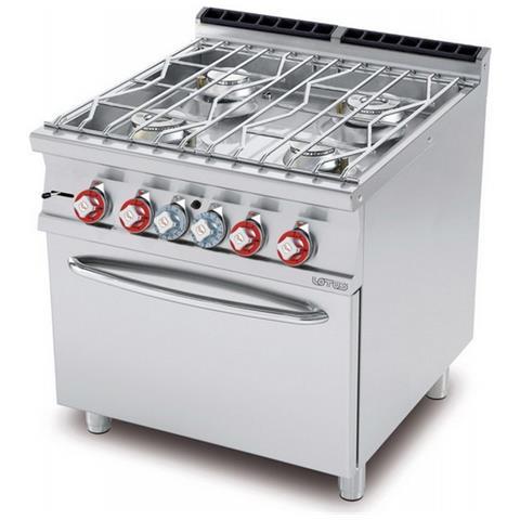 Cucina Ad Acqua A Gas Afp / Cfa4-78gp
