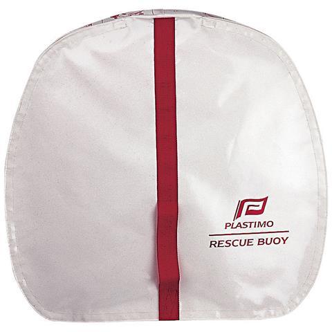 Rescue Buoy Bianco Con Boetta Fodera Bianca Per Rescue Buoy