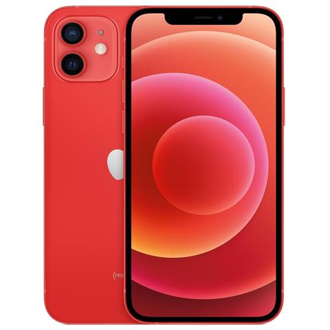 Apple iPhone 12 64 GB Rosso