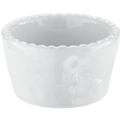 Souffle'cordonato Cm 11 Porcellana