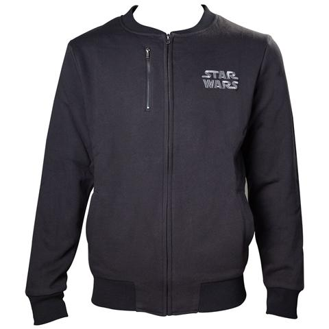 BIOWORLD Star Wars - Ultimate Rebel Alliance Black (Giacca Reversibile Unisex Tg. XL)