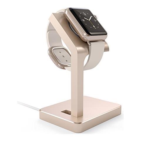 SATECHI aluminio Watch Stand oro