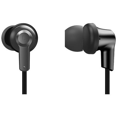 PANASONIC Auricolari Bluetooth con Microfono Design Ergonomico Fit Colore Nero