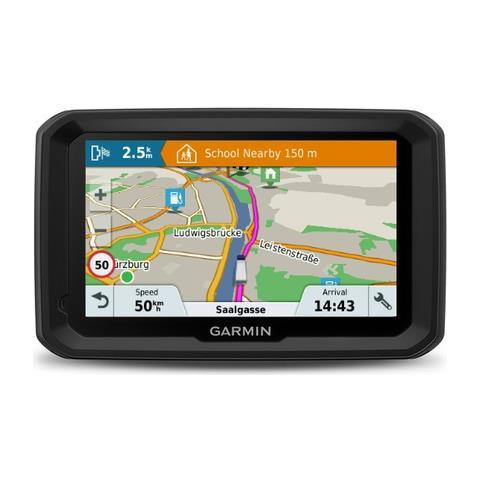 Navigatore GPS dezl 580 LMT-D per Autocarri Display 5'' Mappe Europa Precaricata