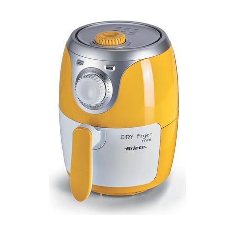 Friggitrice ad Aria Mini 4615 Capacità 2 Litri 1000 Watt Colore Giallo