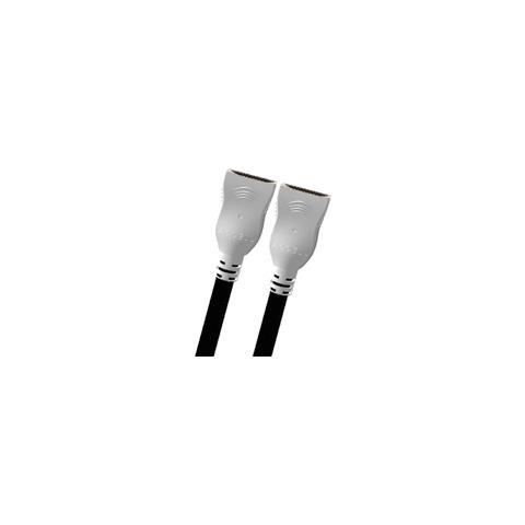 """Accell HDMI-F / HDMI-F Coupler Cable - 6"""" 0.15m HDMI HDMI Nero cavo HDMI"""