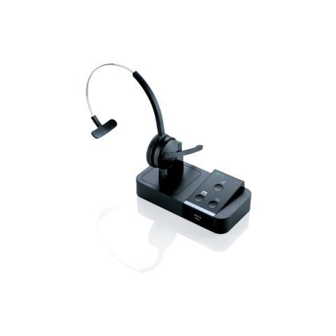 JABRA Auricolare Pro 9450 Wireless Dect Mono - Nero