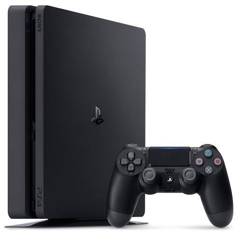 PS4 BLACK 500 GB