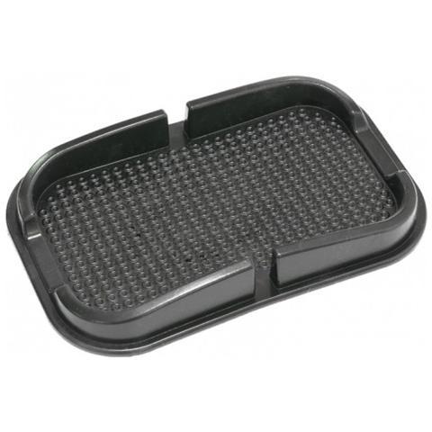 ATX Tappetino Antiscivolo Per Auto Per Appoggio Sicuro Smartphone O Altro Con Bordini Solidi E Resistenti