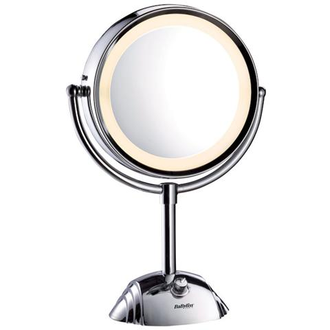 BABYLISS 8438E Specchio Luminoso Rotondo