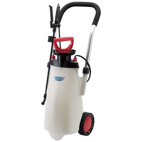 Expert Spruzzatore A Pompa Con Carrello 15 L Rosso 82583