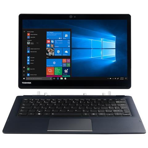 Image of Notebook 2 in 1 Portege X30T-E-10 Monitor 13,3'' Full HD Intel Core i5-8250U Ram 8 GB SSD 256 GB 3xUSB 3.0 Windows 10 Pro