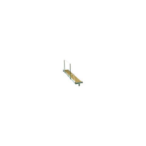 Passerella lega leggera bianca 260 cm