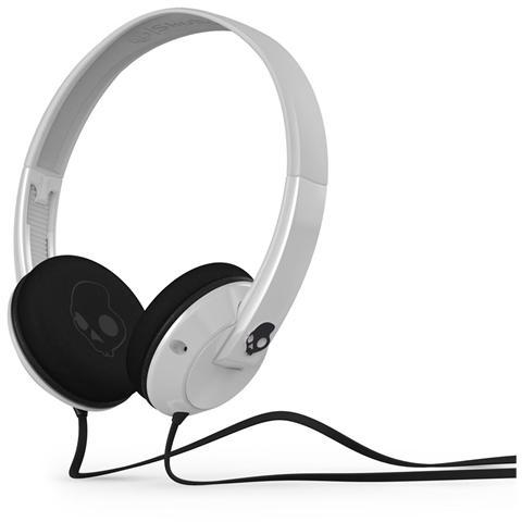SKULLCANDY Uprock Cuffie On-Ear Mic1 colore Bianco / Nero