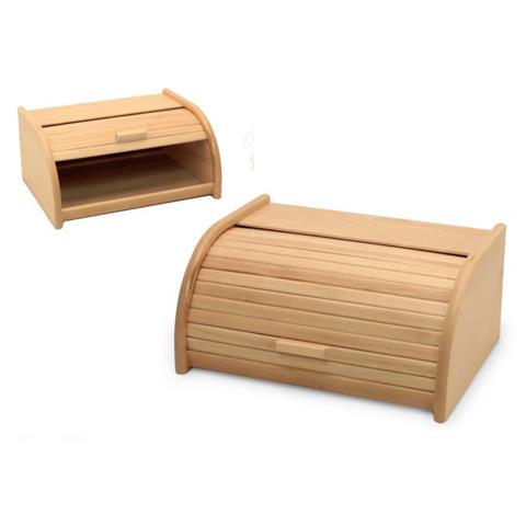 NOVA Portapane legno naturale