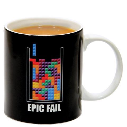 Tetris - Epic Fail (Tazza)