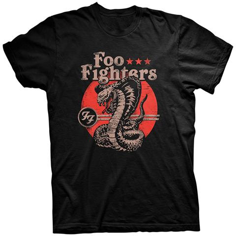 PHM Foo Fighters - Snake (T-Shirt Unisex Tg. S)