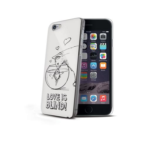 CELLY Cover per iPhone 6 Plus - Love is Blind