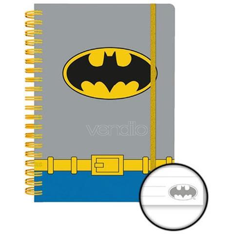 GB EYE Dc Comics Batman Costume A5 Notebook Taccuino
