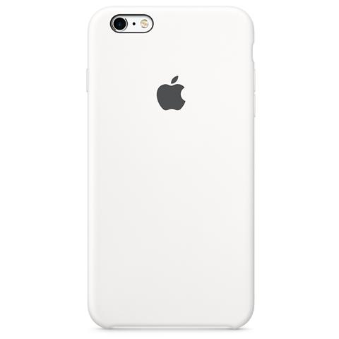 APPLE Custodia in Silicone per iPhone 6S Plus Bianco
