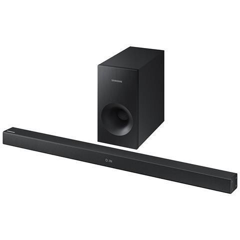 SAMSUNG Soundbar HW-K335 con Subwoofer Bluetooth 130W Colore Nero