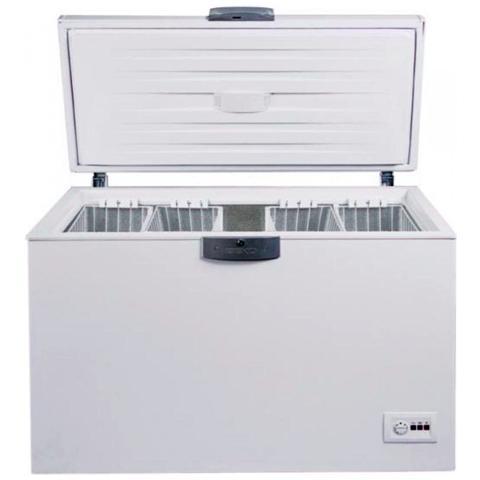 Congelatore Orizzontale HSA37530 Classe A++ Capacità Lorda / Netta 369 / 350 Litri Colore Bianco
