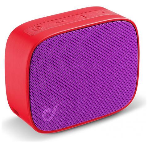 CELLULAR LINE Mini Speaker Bluetooth 2 Rosa Viola