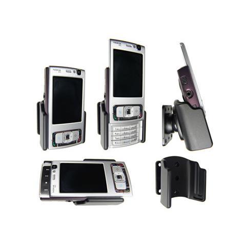 Brodit 875156 Passive holder Nero supporto per personal communication