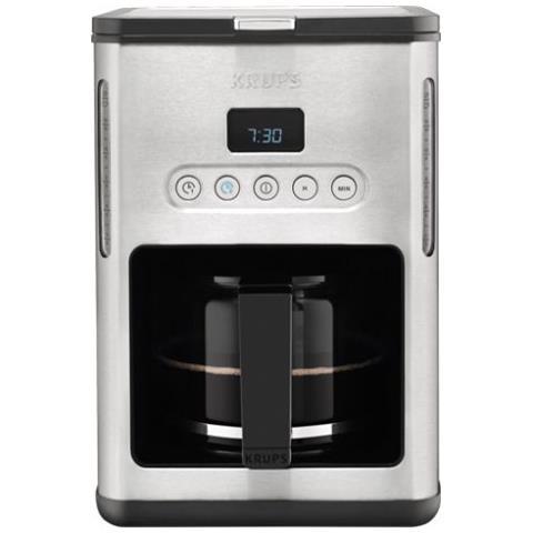 KM 442D Macchina Da Caffè Americano Capacità 1,25 Litri Potenza 1000 W Colore Inox