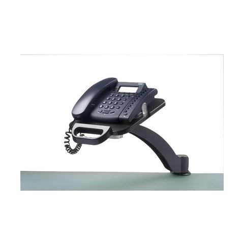 TECNOSTYL Braccio porta Telefono - Nero