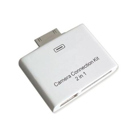 DIRtec Kit Di Connessione Per Camera 2in1