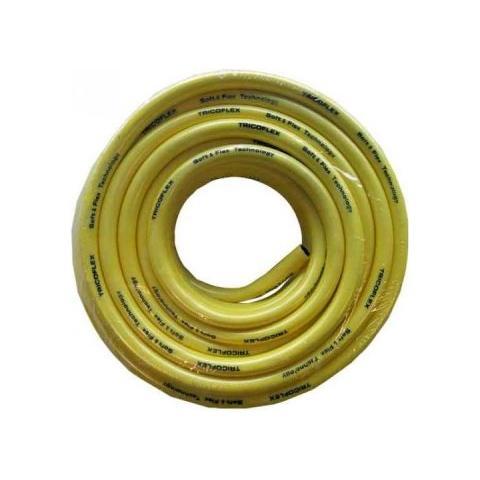 Image of Tubo Per Irrigazione In Pvc Nts Giallo 5/8'' - 25mt