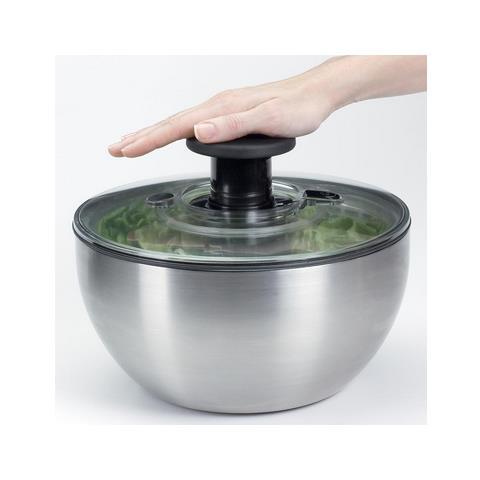Centrifuga per insalata in acciaio inox