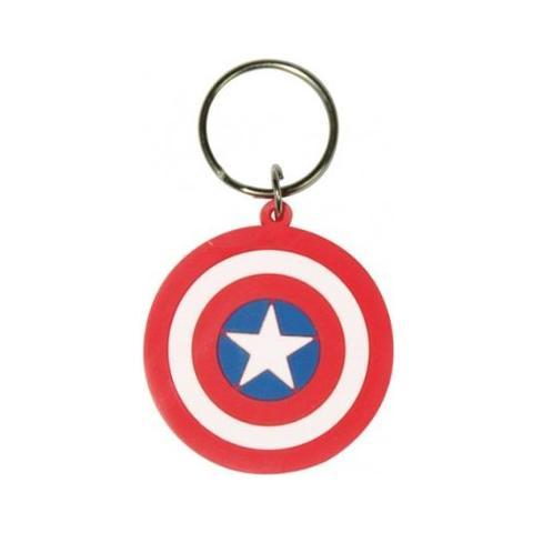 PYRAMID Marvel Comics - Captain America Shield (Portachiavi)