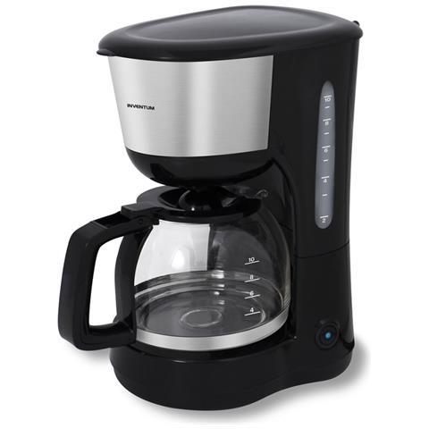Macchina Per Caffè 10 Tazze 1000 W Nera Kz612