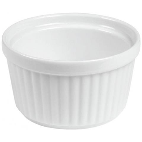 Ramequin Cm 9 H 5 Porcellana