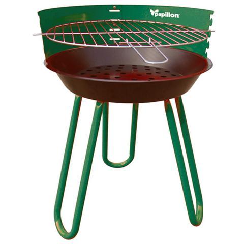 Barbecue in Acciaio Antigraffio con Griglia Regolabile