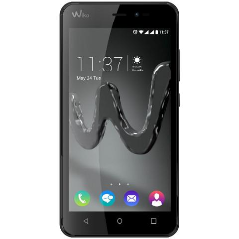 """WIKO FREDDY Nero 8 GB 4G / LTE Display 5"""" Slot Micro SD Fotocamera 5 Mpx Android Tim Italia"""