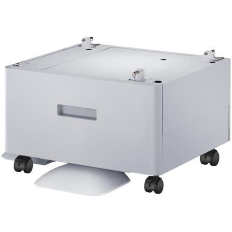 Mobiletto di Supporto SL-DSK001T per Stampante MultiXpress SL-M4370LX / SL-M5360RX Bianco