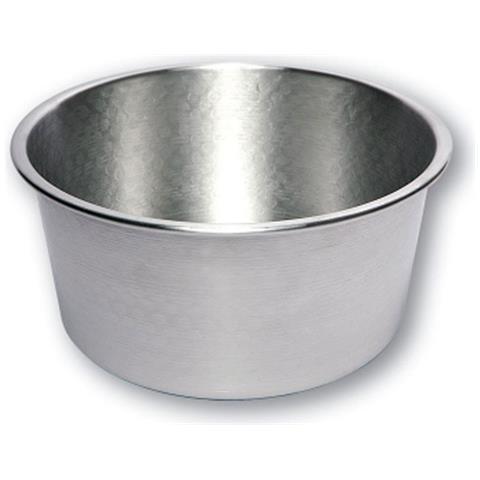 Tortiera Cilindrica Extra Alta 26 X 12,5 Centimetri In Alluminio Pentalux