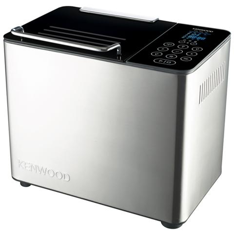BM450 Macchina per il Pane Capacità 1 Kg Potenza 780 Watt Colore Silver