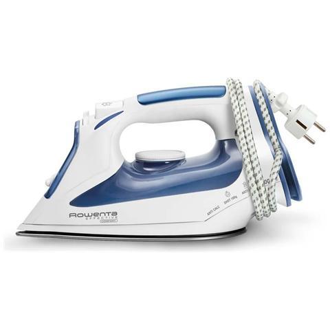 ROWENTA DW2030 Effective Comfort Ferro da Stiro a Vapore Potenza 2200 W Colore Bianco e Grigio
