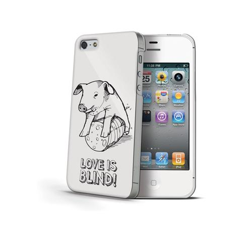 CELLY Cover Love Is Blind Iph4 Pig