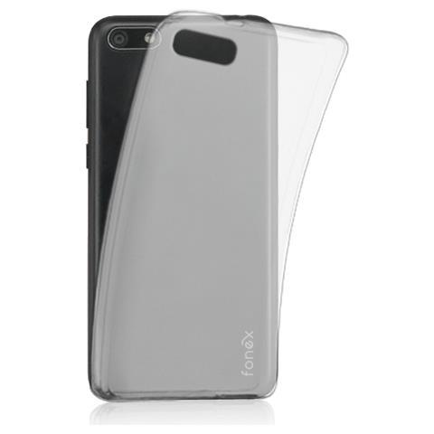 FONEX cover in TPU inv 0,2 mm. per Huawei y5 2018 trasparente
