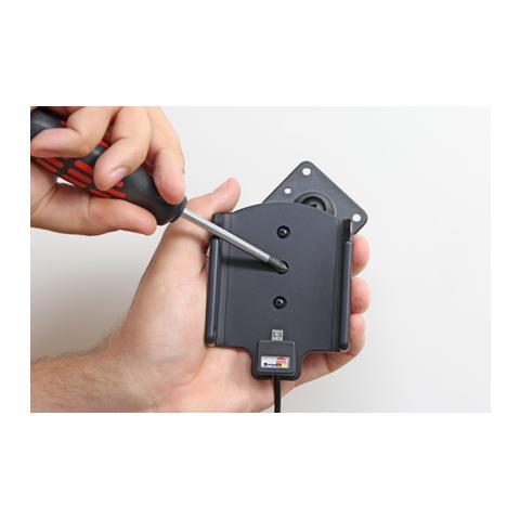 BRODIT 512896 Auto Active holder Nero supporto per personal communication