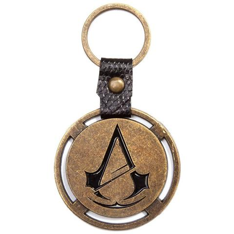 BIOWORLD Assassin's Creed Unity - Metal (Portachiavi)