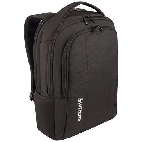 Wenger Zaino 40 cm per computer portatile con tasca per tablet